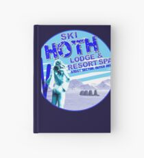 Hoth Lodge Hardcover Journal