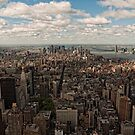 New York by Phillip Cullinane