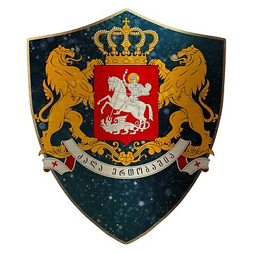 Georgia Coat of Arms by ockshirts