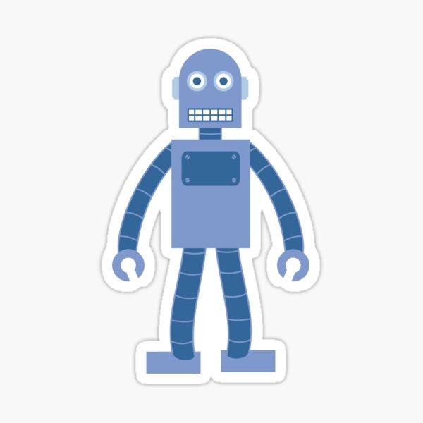 Basic Robot Sticker