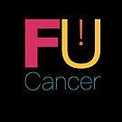 FU cancer in black  by MarleyArt123