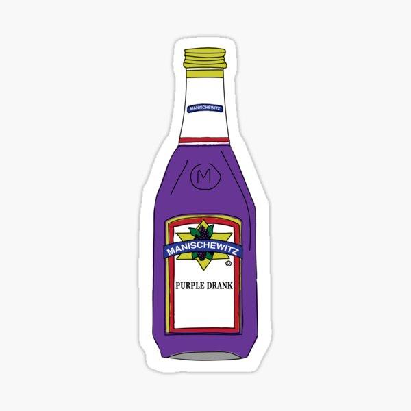 Purple Drank Sticker