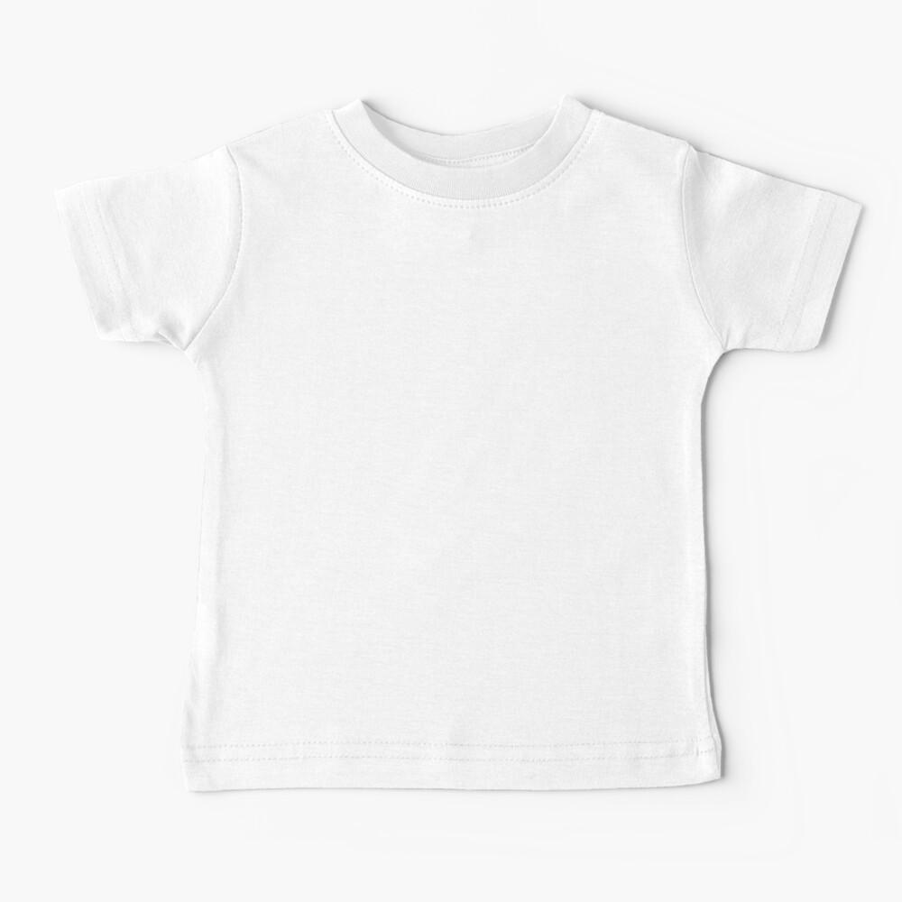 Nummer 68 American Football Spielernummer Sport Design Baby T-Shirt