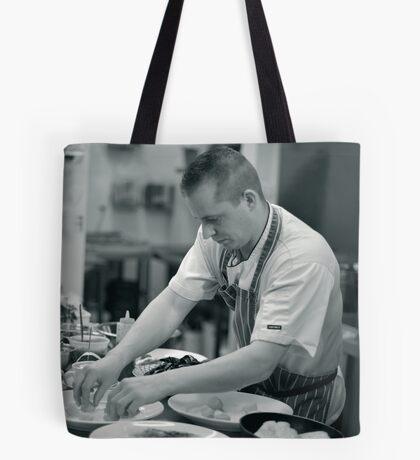 John Plates Up Tote Bag