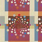 Fibonacci Vortex by BigFatArts