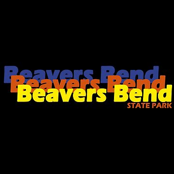 Beavers Bend State Park Oklahoma Repeat OK by fuller-factory