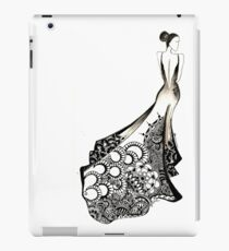 the bride. iPad Case/Skin