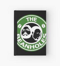The Beanholes Logo Hardcover Journal