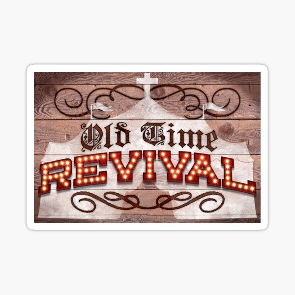 Revival I Sticker