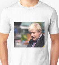 Boris Johnson, mayor of London Unisex T-Shirt