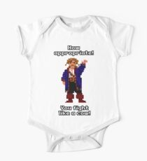 You fight like a cow! One Piece - Short Sleeve