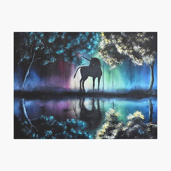 """Mystical"" Photographic Print"