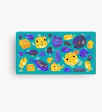 Boxfish Canvas Print