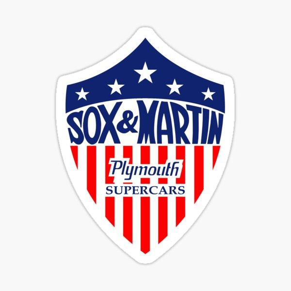 Sox Martin Sticker