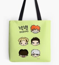 Big Bang Fan Art 1.0 Tote Bag