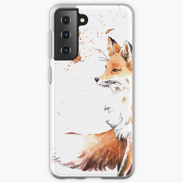 Fox Samsung Galaxy Soft Case