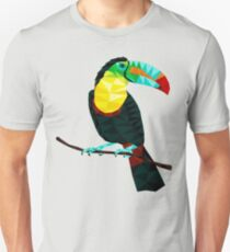 Terry The Toucan Unisex T-Shirt