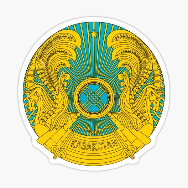 Emblem of Kazakhstan  Sticker
