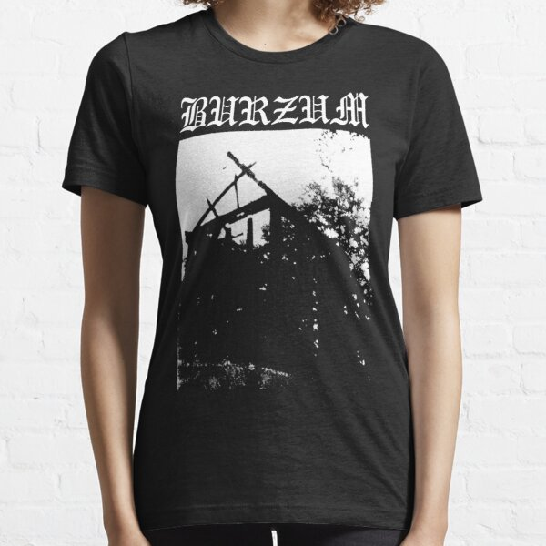 Burzum Black Metal Varg Vikernes Aske Essential T-Shirt