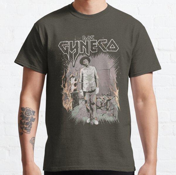 Doc Gyneco - Iron Maiden Style Classic T-Shirt