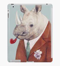 Nashorn iPad-Hülle & Klebefolie