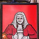 Jolly Judge by Lynne Morris