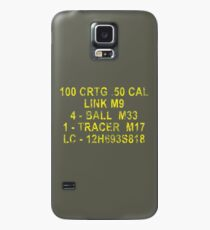 50 Cal Ammo Can Case/Skin for Samsung Galaxy
