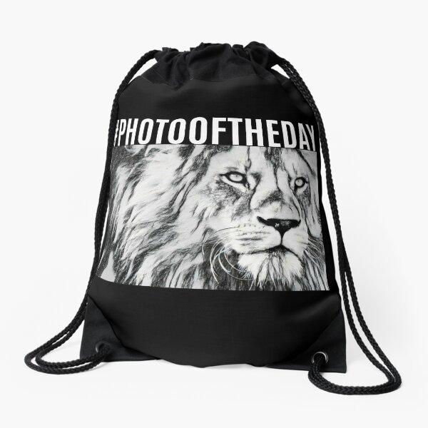 #PHOTOOFTHEDAY Drawstring Bag