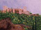 Alhambra by Michael Beckett