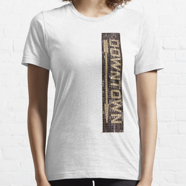 Way Downtown Essential T-Shirt
