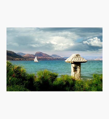 Postcard-perfect day Photographic Print