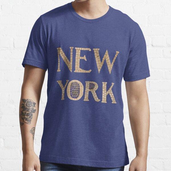 New York Tiles Essential T-Shirt