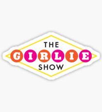 30ROCK - The Girlie Show Sticker