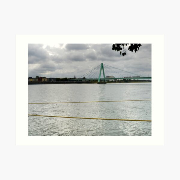 Severins Bridge Art Print