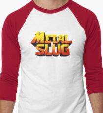 METAL SLUG Men's Baseball ¾ T-Shirt