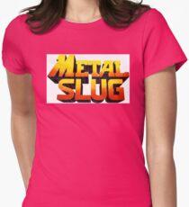 METAL SLUG Women's Fitted T-Shirt