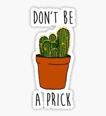 Cactus Sticker