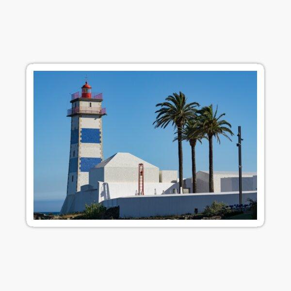 Cascais Lighthouse Sticker