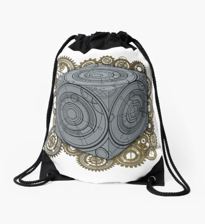 Siege Mode Drawstring Bag
