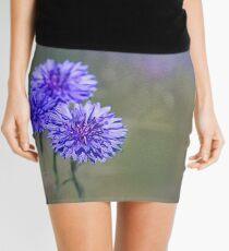 Bachelor Buttons Mini Skirt