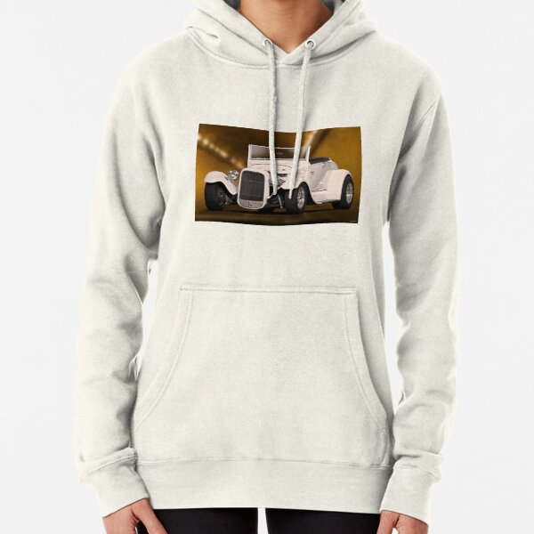 1929 Ford Roadster Pullover Hoodie
