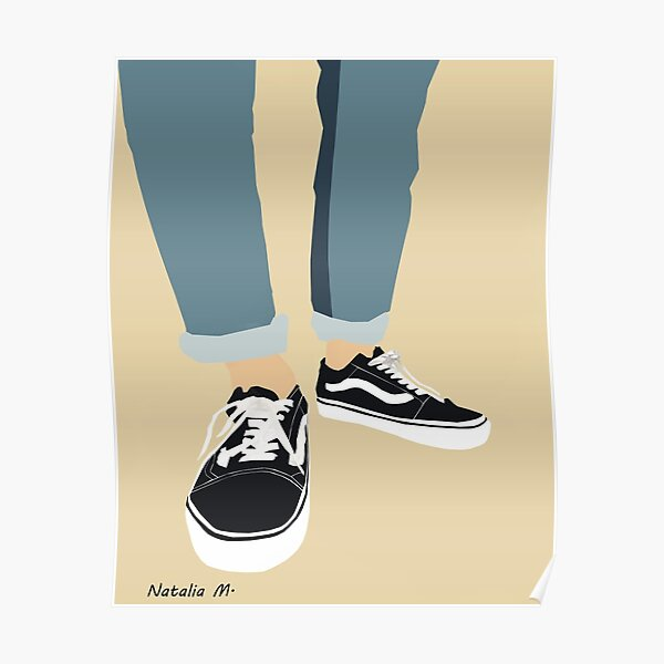Poster: Vans | Redbubble