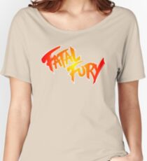 FATAL FURY Women's Relaxed Fit T-Shirt