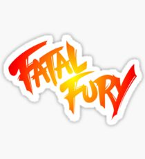 FATAL FURY Sticker