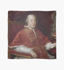 Pompeo Batoni - Ritratto di Papa Pio VI  Scarf