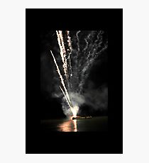 exploding Photographic Print