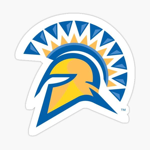 San Jose State Spartan Sticker