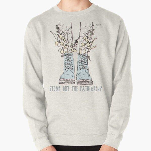 Feminist Pullover Sweatshirt