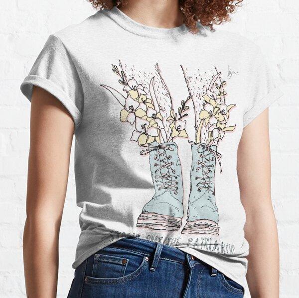 Feminista Camiseta clásica