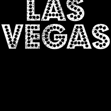 Las Vegas Shirt by 4tomic